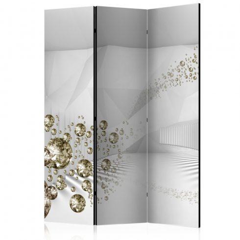 Paraván - Diamond Corridor [Room Dividers] 3 részes  135x172 cm  -  ajandekpont.hu