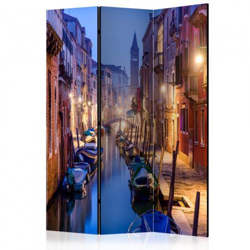 Paraván - Evening in Venice [Room Dividers] 3 részes  135x172 cm  -  ajandekpont.hu