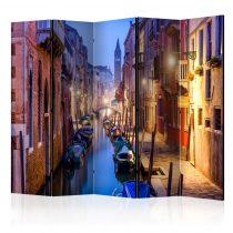 Paraván - Evening in Venice II [Room Dividers] 5 részes 225x172 cm