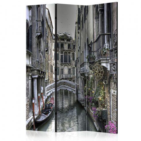 Paraván - Romantic Venice [Room Dividers] 3 részes  135x172 cm  -  ajandekpont.hu