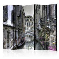 Paraván - Romantic Venice II [Room Dividers] 5 részes 225x172 cm