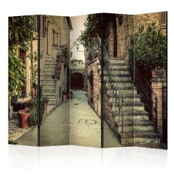 Paraván - Tuscan Memories II [Room Dividers] 5 részes 225x172 cm