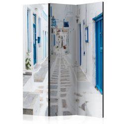 Paraván - Greek Dream Island [Room Dividers] 3 részes  135x172 cm