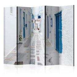 Paraván - Greek Dream Island II [Room Dividers] 5 részes 225x172 cm
