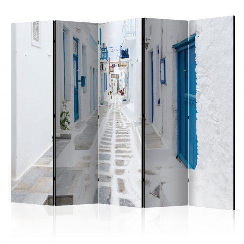 Paraván - Greek Dream Island II [Room Dividers] 5 részes 225x172 cm  -  ajandekpont.hu