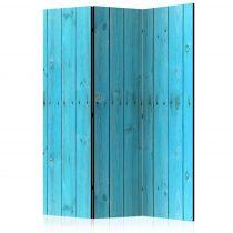 Paraván - The Blue Boards [Room Dividers] 3 részes  135x172 cm