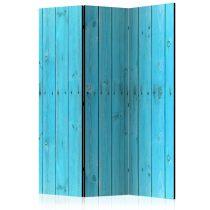 Paraván - The Blue Boards [Room Dividers] 3 részes  135x172 cm  -  ajandekpont.hu