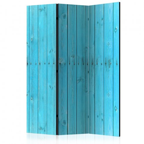 Paraván - The Blue Boards [Room Dividers] 3 részes  135x172 cm  -  ajandekpont.hu