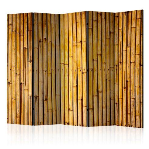 Paraván - Bamboo Garden II [Room Dividers] 5 részes 225x172 cm  -  ajandekpont.hu