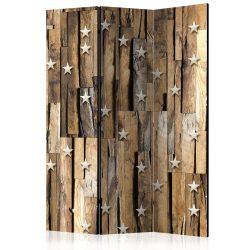 Paraván - Wooden Constellation [Room Dividers] 3 részes  135x172 cm