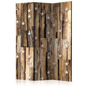 Paraván - Wooden Constellation [Room Dividers]
