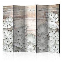 Paraván - Alabastrine Grove II [Room Dividers] 5 részes 225x172 cm