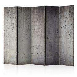 Paraván - Grey City [Room Dividers] 5 részes 225x172 cm