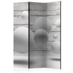 Paraván - Balls [Room Dividers] 3 részes  135x172 cm