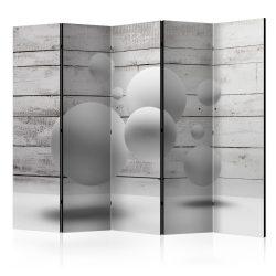 Paraván - Balls II [Room Dividers] 5 részes 225x172 cm