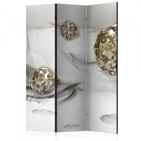 Paraván - Abstract Diamonds [Room Dividers] 3 részes  135x172 cm  -  ajandekpont.hu