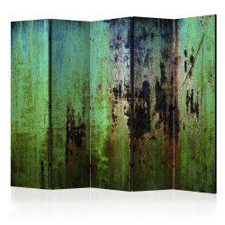 Paraván - Emerald Mystery II [Room Dividers] 5 részes 225x172 cm