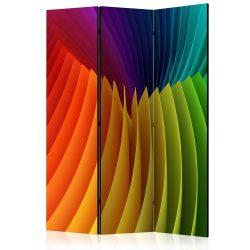 Paraván - Rainbow Wave [Room Dividers] 3 részes  135x172 cm