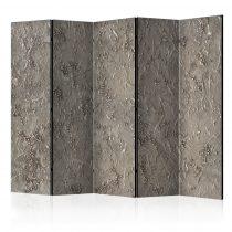 Paraván - Silver Serenade II [Room Dividers] 5 részes 225x172 cm