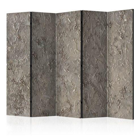 Paraván - Silver Serenade II [Room Dividers] 5 részes 225x172 cm  -  ajandekpont.hu
