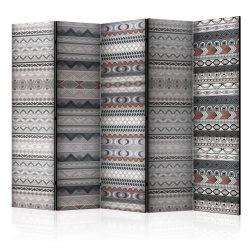 Paraván - Ethnic Design II [Room Dividers] 5 részes 225x172 cm