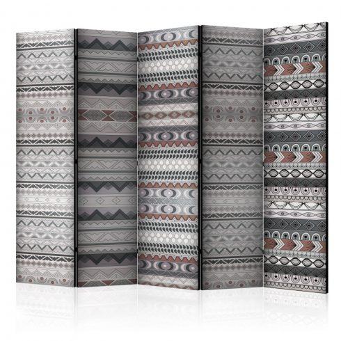 Paraván - Ethnic Design II [Room Dividers] 5 részes 225x172 cm  -  ajandekpont.hu