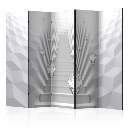 Paraván - Mneme II [Room Dividers] 5 részes 225x172 cm  -  ajandekpont.hu