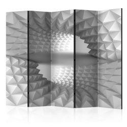 Paraván - Structural Tunnel II [Room Dividers] 5 részes 225x172 cm