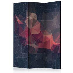 Paraván - Abstract Bird [Room Dividers] 3 részes  135x172 cm