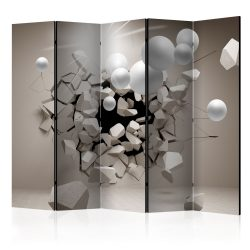 Paraván - Release Me! II [Room Dividers] 5 részes 225x172 cm