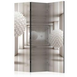 Paraván - Gateway to the Future [Room Dividers] 3 részes  135x172 cm