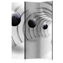 Paraván - Futuristic Tunnel [Room Dividers] 3 részes  135x172 cm  -  ajandekpont.hu