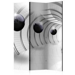 Paraván - Futuristic Tunnel [Room Dividers] 3 részes  135x172 cm
