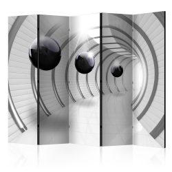 Paraván - Futuristic Tunnel II [Room Dividers] 5 részes 225x172 cm