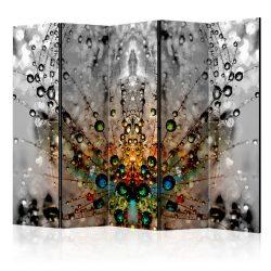 Paraván - Enchanted Morning Dew II [Room Dividers] 5 részes 225x172 cm