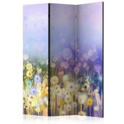 Paraván - Painted Meadow [Room Dividers] 3 részes  135x172 cm