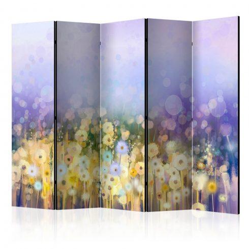 Paraván - Painted Meadow II [Room Dividers] 5 részes 225x172 cm  -  ajandekpont.hu
