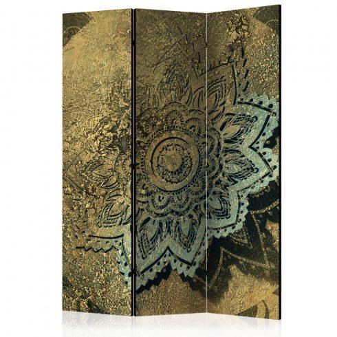 Paraván - Golden Treasure [Room Dividers] 3 részes  135x172 cm  -  ajandekpont.hu