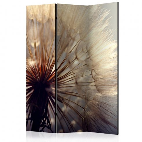 Paraván - Dandelion Kiss [Room Dividers] 3 részes  135x172 cm  -  ajandekpont.hu