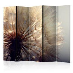 Paraván - Dandelion Kiss II [Room Dividers] 5 részes 225x172 cm