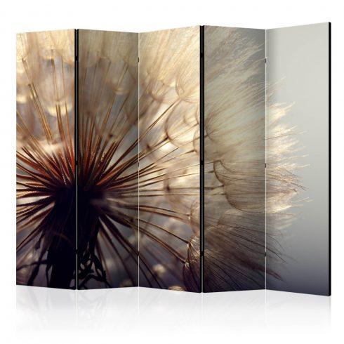 Paraván - Dandelion Kiss II [Room Dividers] 5 részes 225x172 cm  -  ajandekpont.hu
