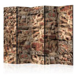 Paraván - Ancient Wall II [Room Dividers] 5 részes 225x172 cm