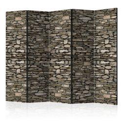 Paraván - Stony Enchantment II [Room Dividers] 5 részes 225x172 cm