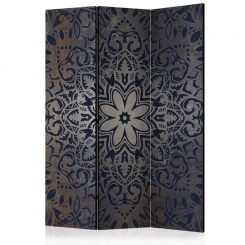 Paraván - Iron Flowers [Room Dividers] 3 részes  135x172 cm  -  ajandekpont.hu