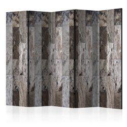 Paraván - Marble Mosaic II [Room Dividers] 5 részes 225x172 cm