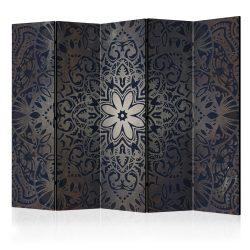 Paraván - Iron Flowers II [Room Dividers] 5 részes 225x172 cm