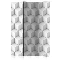 Paraván - Room divider – Cube I 3 részes  135x172 cm