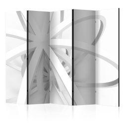 Paraván - Room divider – Openwork form II 5 részes 225x172 cm