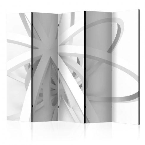 Paraván - Room divider – Openwork form II 5 részes 225x172 cm  -  ajandekpont.hu