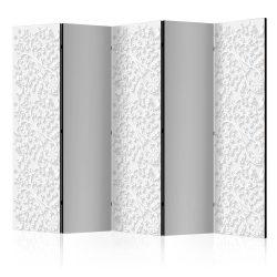 Paraván - Room divider – Floral pattern II 5 részes 225x172 cm